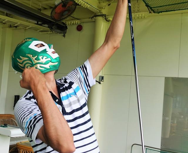 画像: 好きなクラブはドライバー! ヘッドスピードを自在に操る48歳