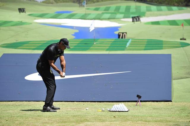 画像: ナイキがゴルフクラブ部門から撤退したことを受け、なんのクラブを使うかにも注目が集まったが……