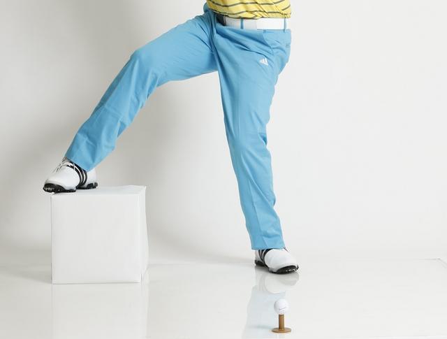 画像: あなたが飛ばせない理由は、下半身の「ゆるみ」かも? - みんなのゴルフダイジェスト