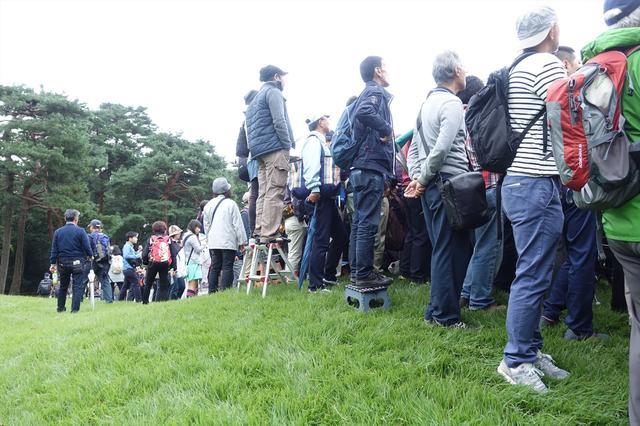 画像1: 当日券で入れます!脚立を持って日本オープンを見に行こう!