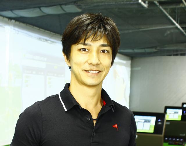 画像: 日本プロゴルフ協会会員ティーチングプロA級の 根本正樹インストラクター