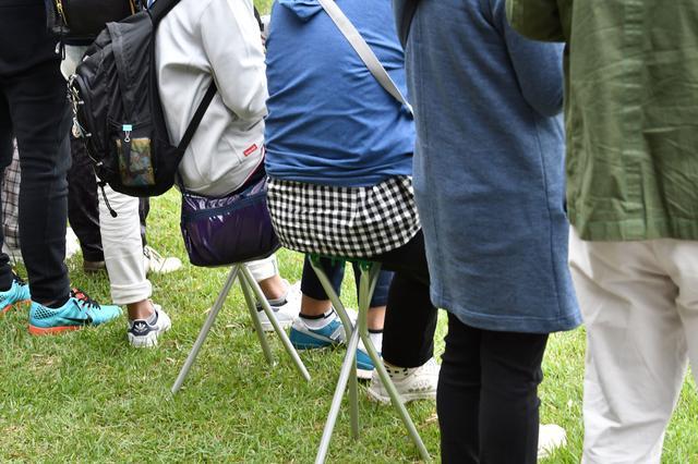 画像2: 当日券で入れます!脚立を持って日本オープンを見に行こう!