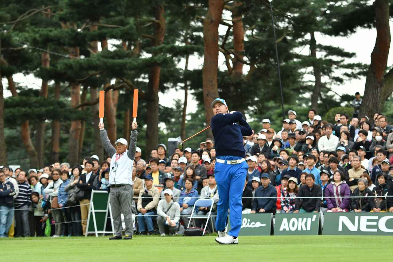 画像: 【祝!日本OP優勝】松山英樹のドライバー 「レプリカ」を打ってみた - みんなのゴルフダイジェスト