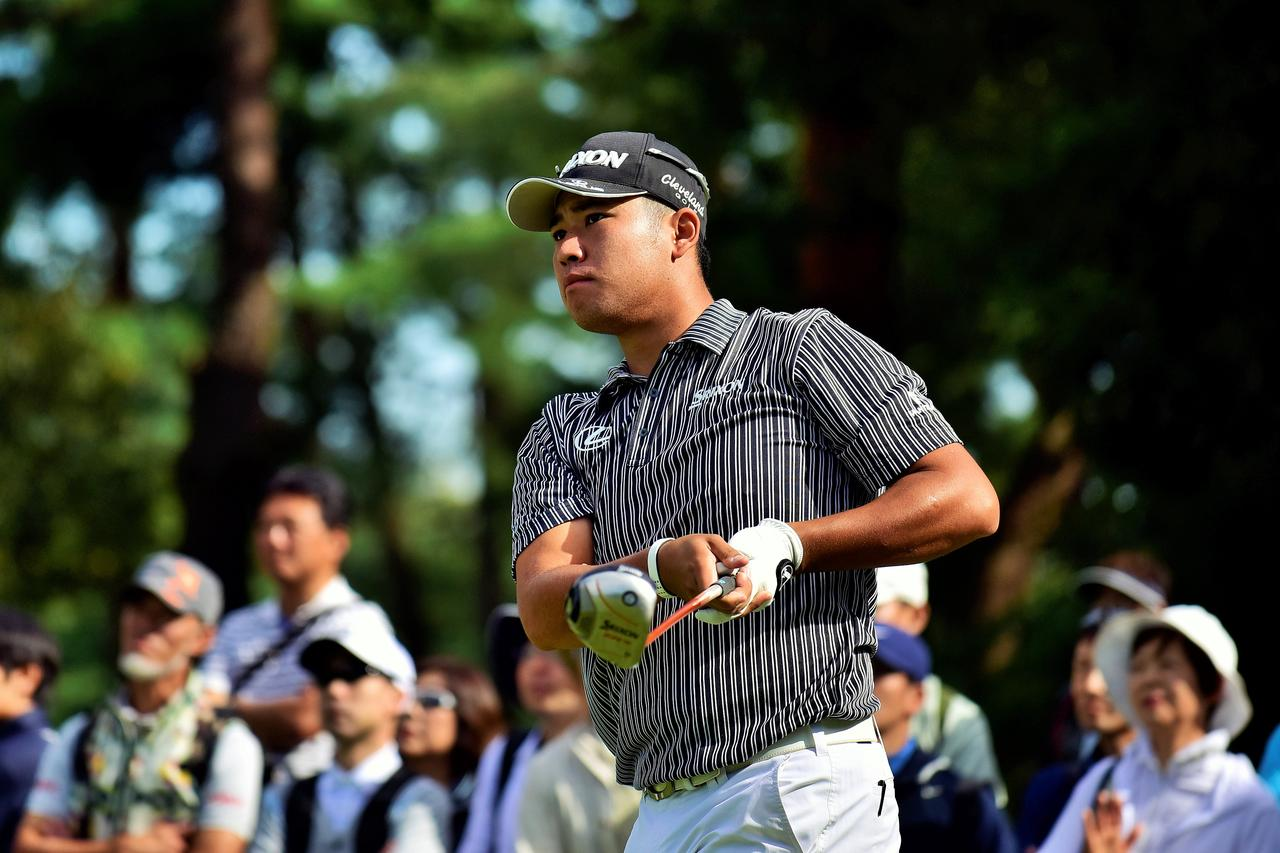 画像: 【勝者のスウィング】ゆっくりだから、飛ばせるんだね。松山英樹の「切り返し」 - みんなのゴルフダイジェスト