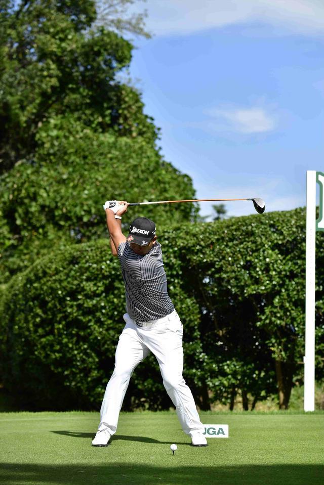 画像9: ゆっくりだから、飛ばせるんだね。松山英樹の「切り返し」【勝者のスウィング】