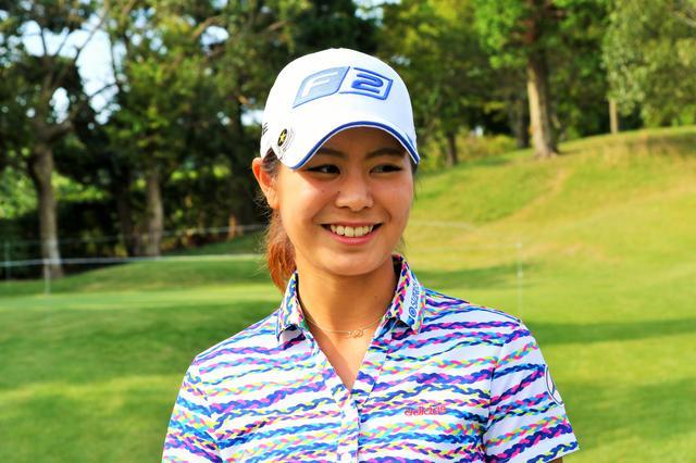 画像: 松森彩夏、勝利の裏の「あのパター」 - みんなのゴルフダイジェスト