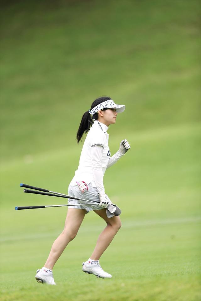 画像2: 【ジュニアの時代がやってきた⁉︎】16歳のアイドルが本気の「競技ゴルフ」に参戦【GDジャパンジュニアカップレポート後編】