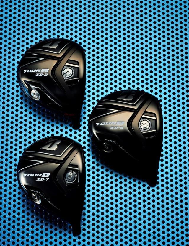 画像: 「ツアーBシリーズ」ドライバーは、「XD-3」、「XD-5」、「XD-7」の3モデルを用意