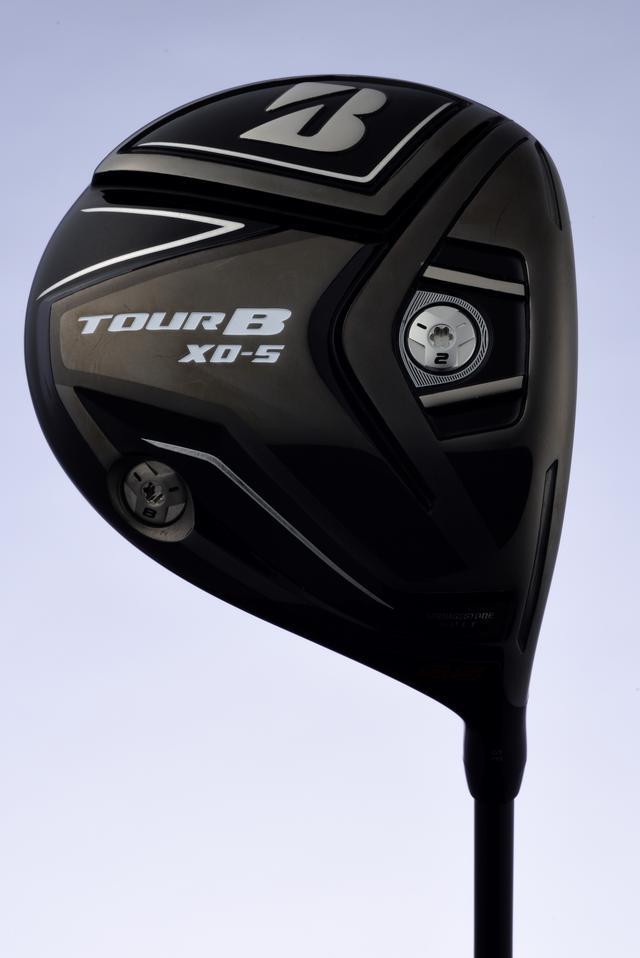 画像: ブリヂストンゴルフ「ツアーB」(写真は「XD-5」モデル)