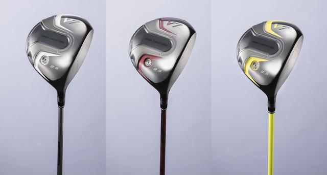 """画像: シャフトとヘッドで「色あわせ」。ロイヤルコレクションの""""限定""""BBD V7 - みんなのゴルフダイジェスト"""
