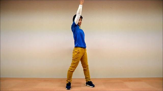 画像: 「ゴルフスウィング体操」週刊ゴルフダイジェスト2016年11月8日号(10月25日発売)掲載 youtu.be