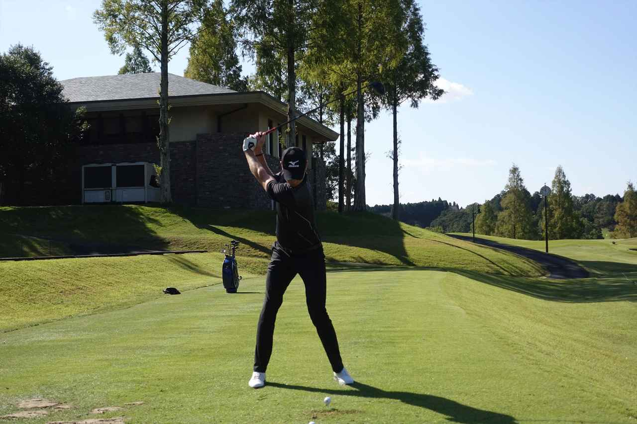 画像12: ミズノ「JPX900」をプロが試打! 欧州ツアーの「あの選手」も登場⁉︎