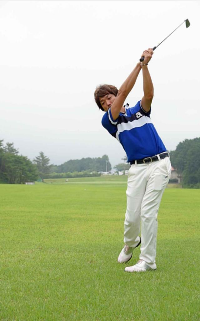 画像6: ルーティンで球筋は変えられる! ジェイソン・デイの同級生、秘密のドリル