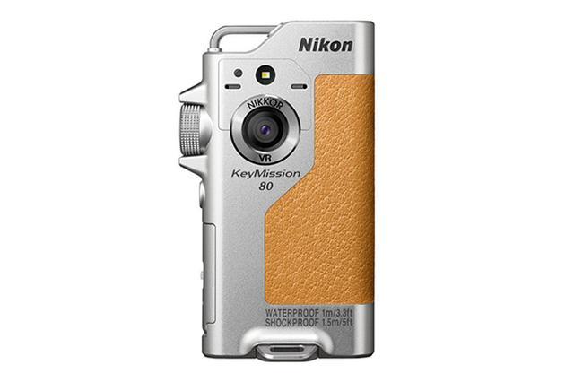 画像: ニコン初のスリムなアクションカメラが新登場! | メンズファッションの決定版 | MEN'S CLUB(メンズクラブ)