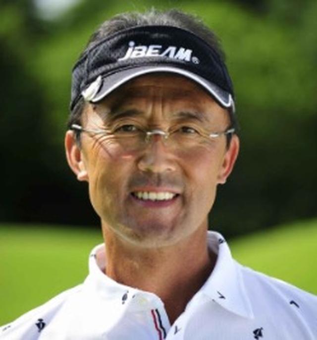 画像: 佐藤英之プロ 1960年生まれ、96年のヨネックス広島オープンを制したショットメーカー