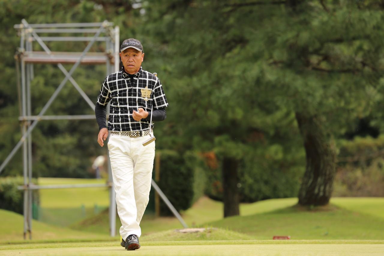 画像: 昨年優勝者の山本英司選手は後半盛り返すも7位でフィニッシュした