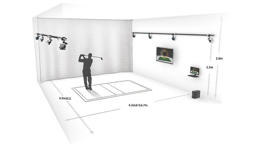 画像: golfスイング時のクラブ・フォーム解析 スイング解析のGEARS