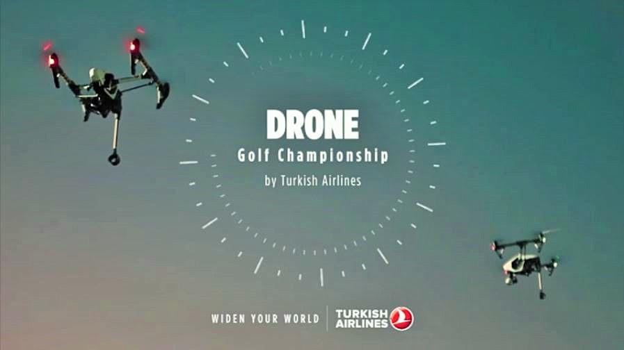 画像: ドローンを使ったゴルフ……? 一体なにをやるのか jp.pgatour.com