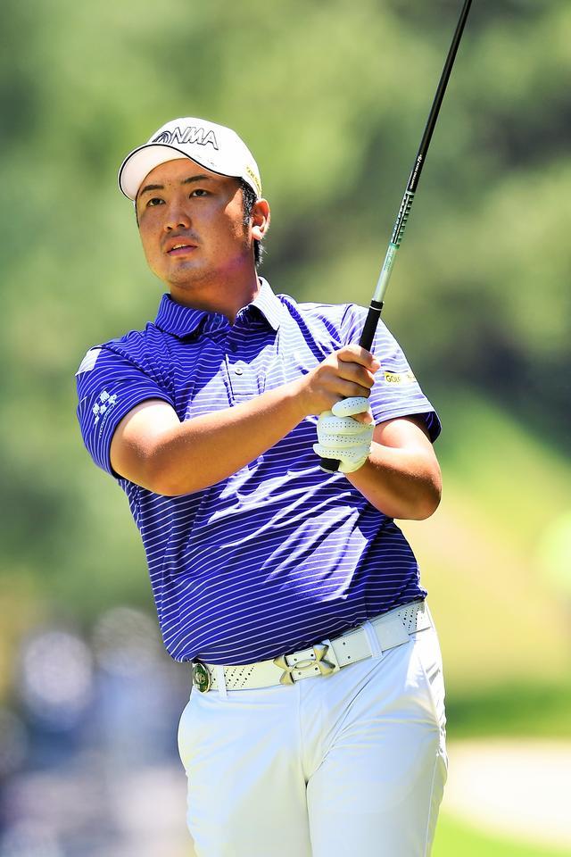 画像: 昨年賞金ランキング63位だった小林伸太郎は23万円差で惜しくも第2シード選手となった。