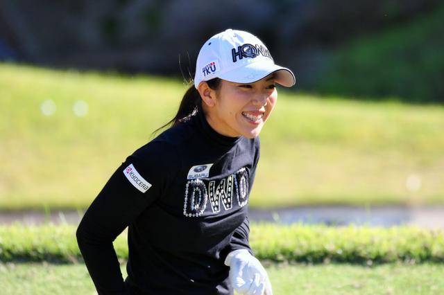 """画像: 笠りつ子のスマホケースは""""世界にひとつだけ""""!? - みんなのゴルフダイジェスト"""