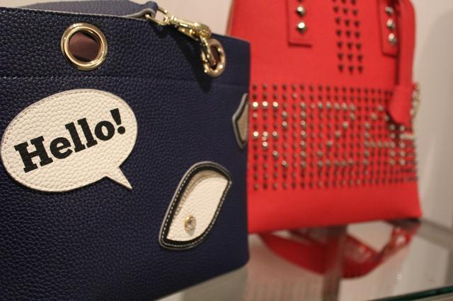 画像: こんなオシャレなバッグもありました