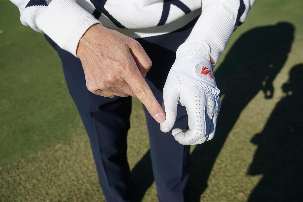 画像: 田村尚之のこだわり「20センチグローブ」の秘密【プロ小物】 - みんなのゴルフダイジェスト