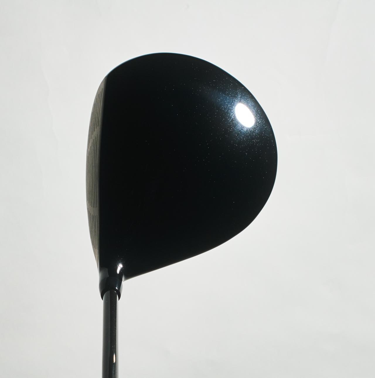 画像: ツアーB XD-5:シャローな大型ヘッド