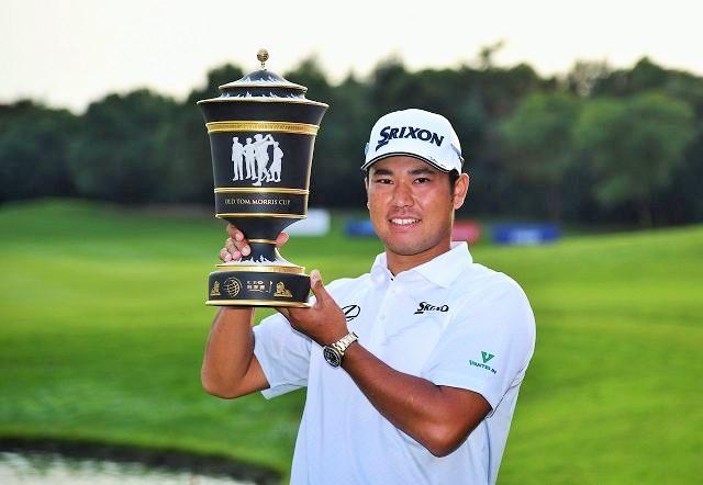 画像: アジア人として初めて世界ゴルフ選手権優勝を果たした松山英樹 jp.pgatour.com