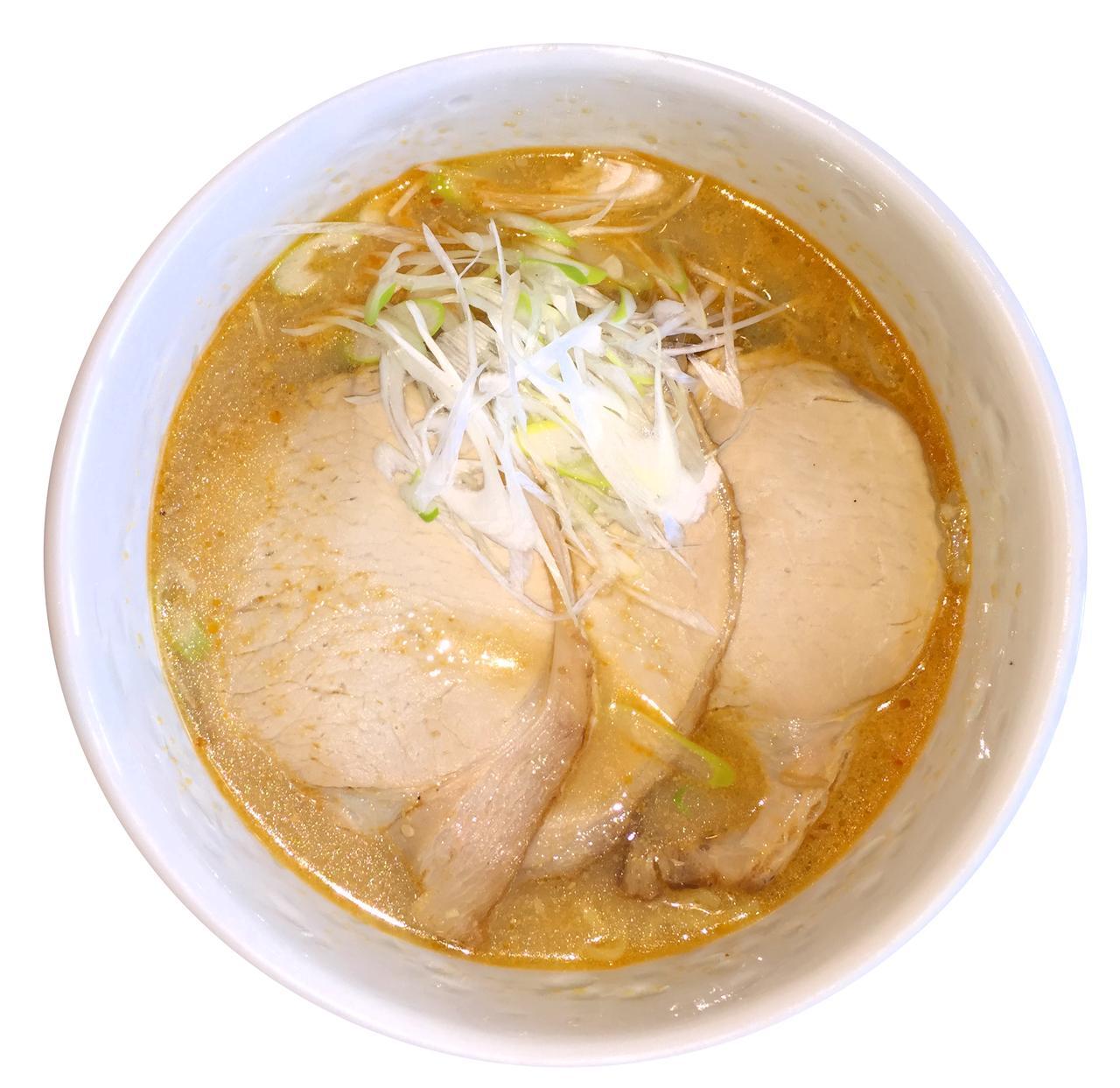 画像: 味噌チャーシュー麺