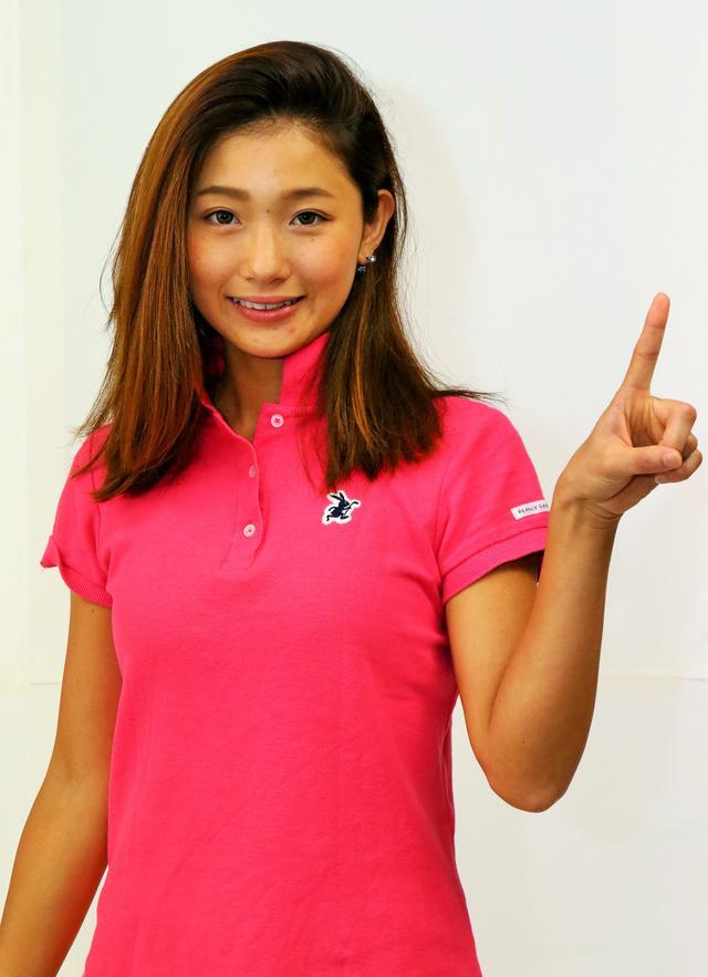 画像: 姉の中里さや香さんは週刊ゴルフダイジェストの「GOLULU」のメンバーとしてお馴染み