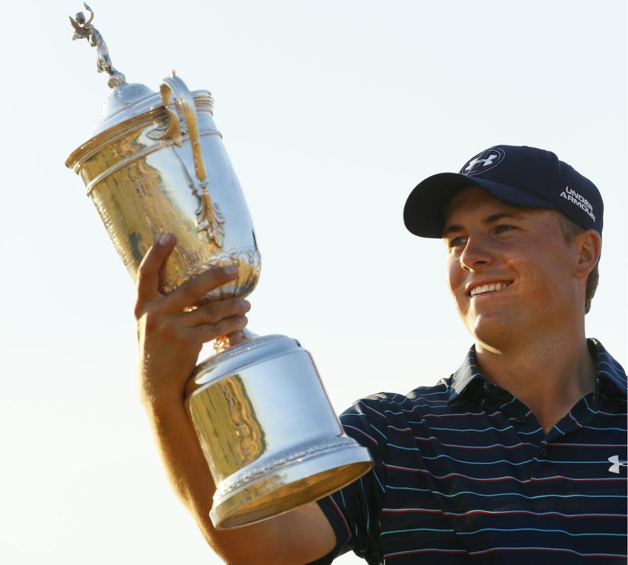 """画像: 世界のセレブで「37位タイ」。ジョーダン・スピースの""""年収""""は? - みんなのゴルフダイジェスト"""