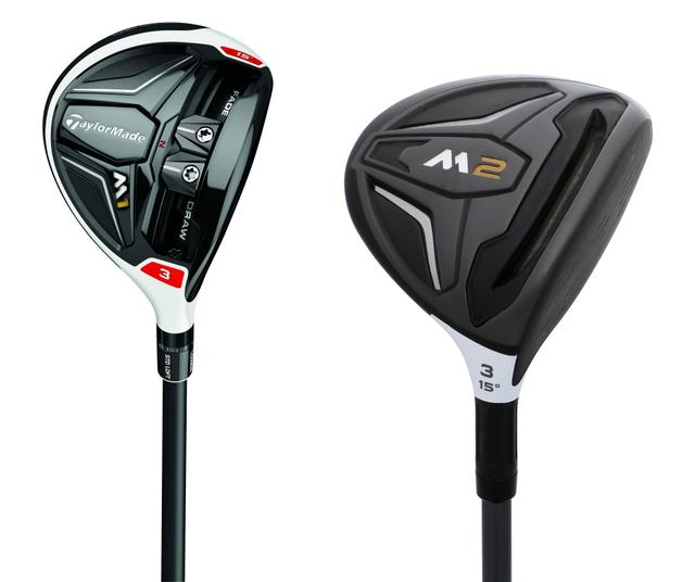 画像: M2(写真右)に比べ、M1(左)はコントロール性が高い