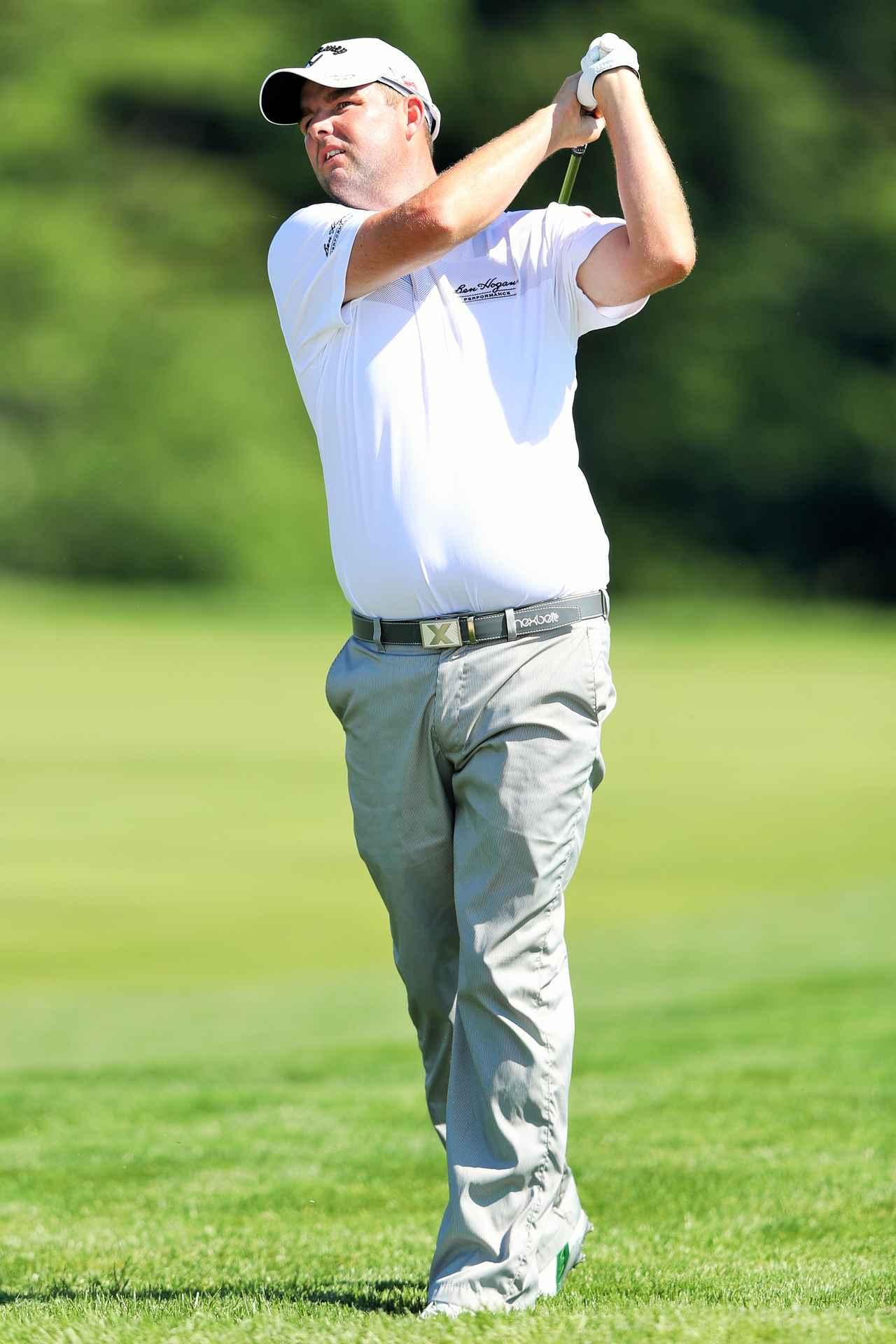 画像: 身長188センチ大型プレーヤーのマーク・リーシュマンは、2013年「マスターズ」で4位入賞の実績を持つ