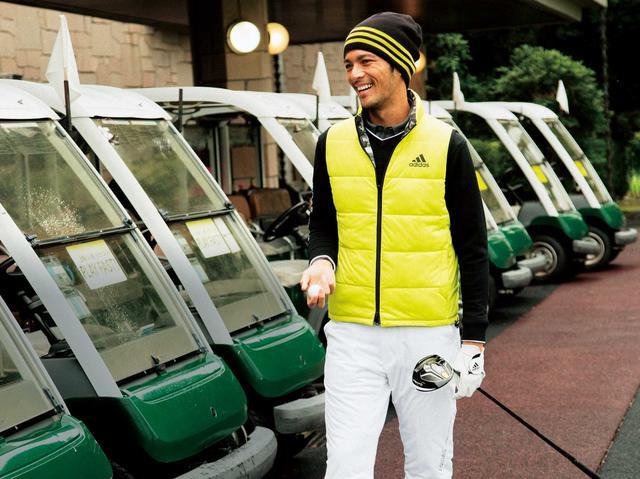 画像: 【PR】軽装ですが、実は極寒仕様です | メンズファッションの決定版 | MEN'S CLUB(メンズクラブ)