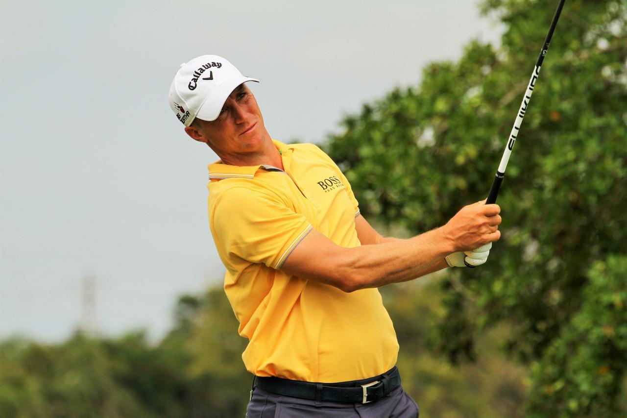 画像: アレックス・ノレンは出場選手の中で3番目となる世界ランク9位