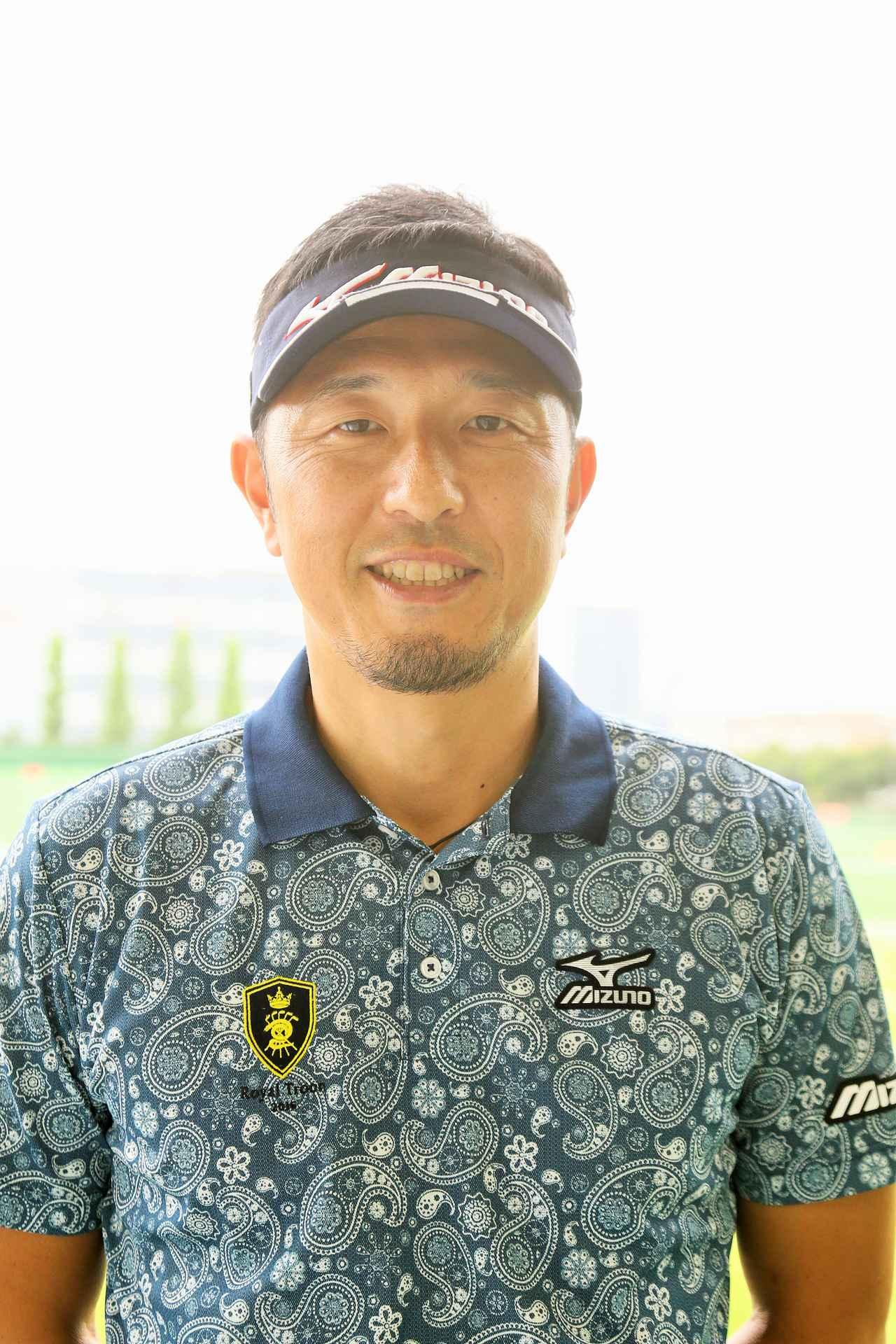 画像: 小林正則 2013年の日本オープン優勝を含む、ツアー通算3勝