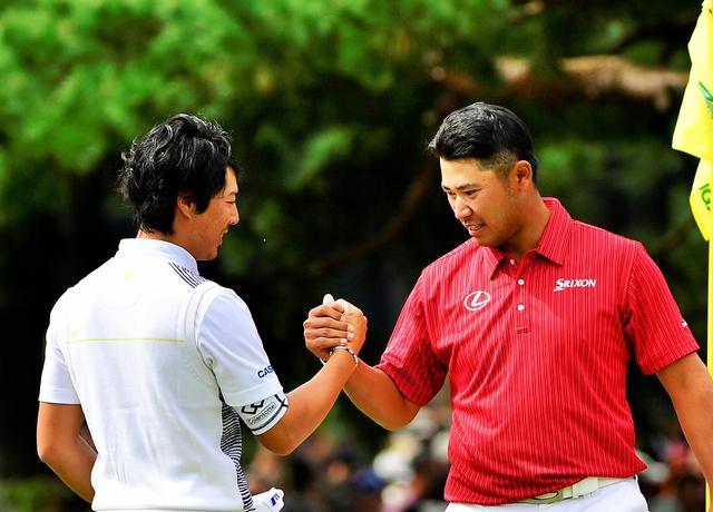 """画像: 松山・石川は""""最強コンビ""""になれるか⁉︎ W杯・日本代表名コンビ列伝 - みんなのゴルフダイジェスト"""