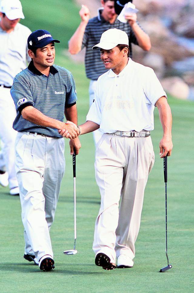 画像: 2002年「ワールドカップ」では、丸山・伊澤コンビが日本代表45年ぶりの優勝を果たした