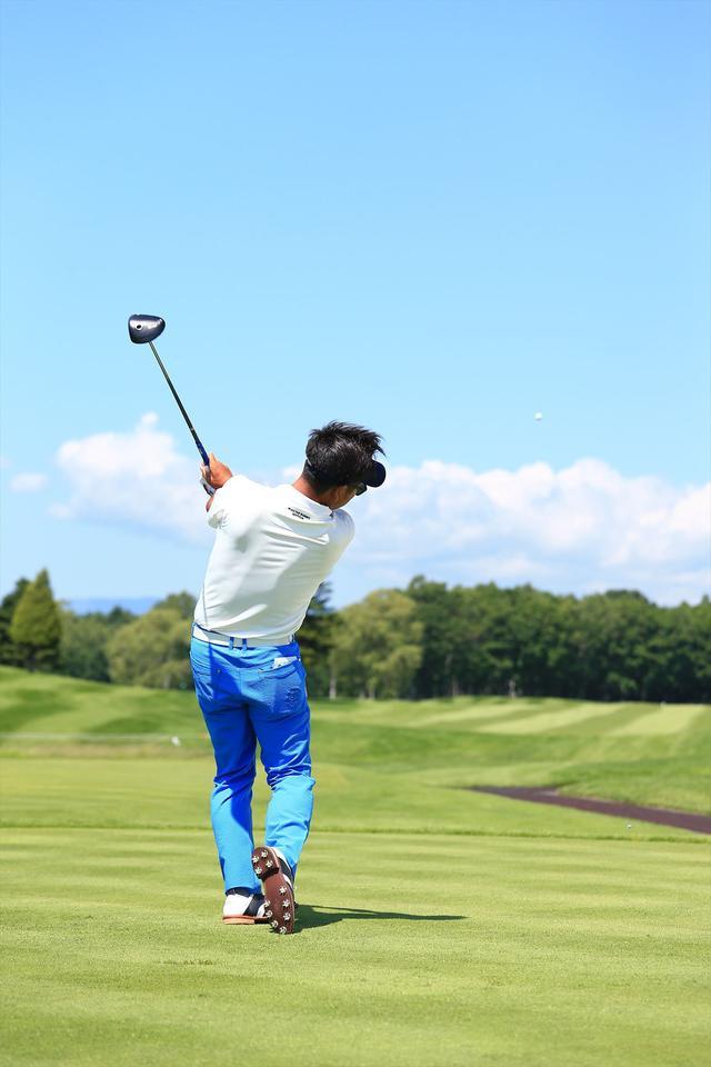 画像14: 飛んで正確! 池田勇太のドライバー完全解説【勝者のスウィング】