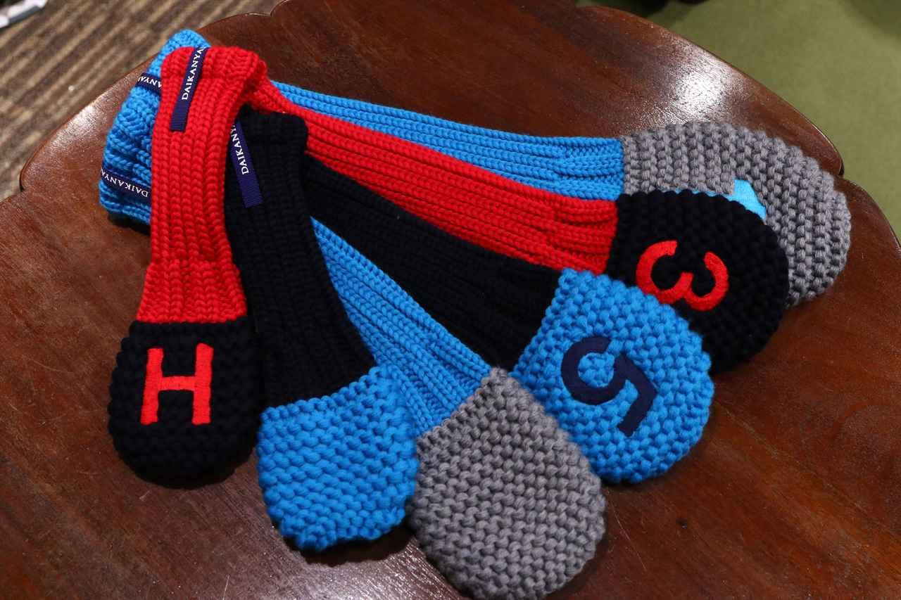 画像: 編み方を変えたヘッド部分がマッチみたいでお洒落