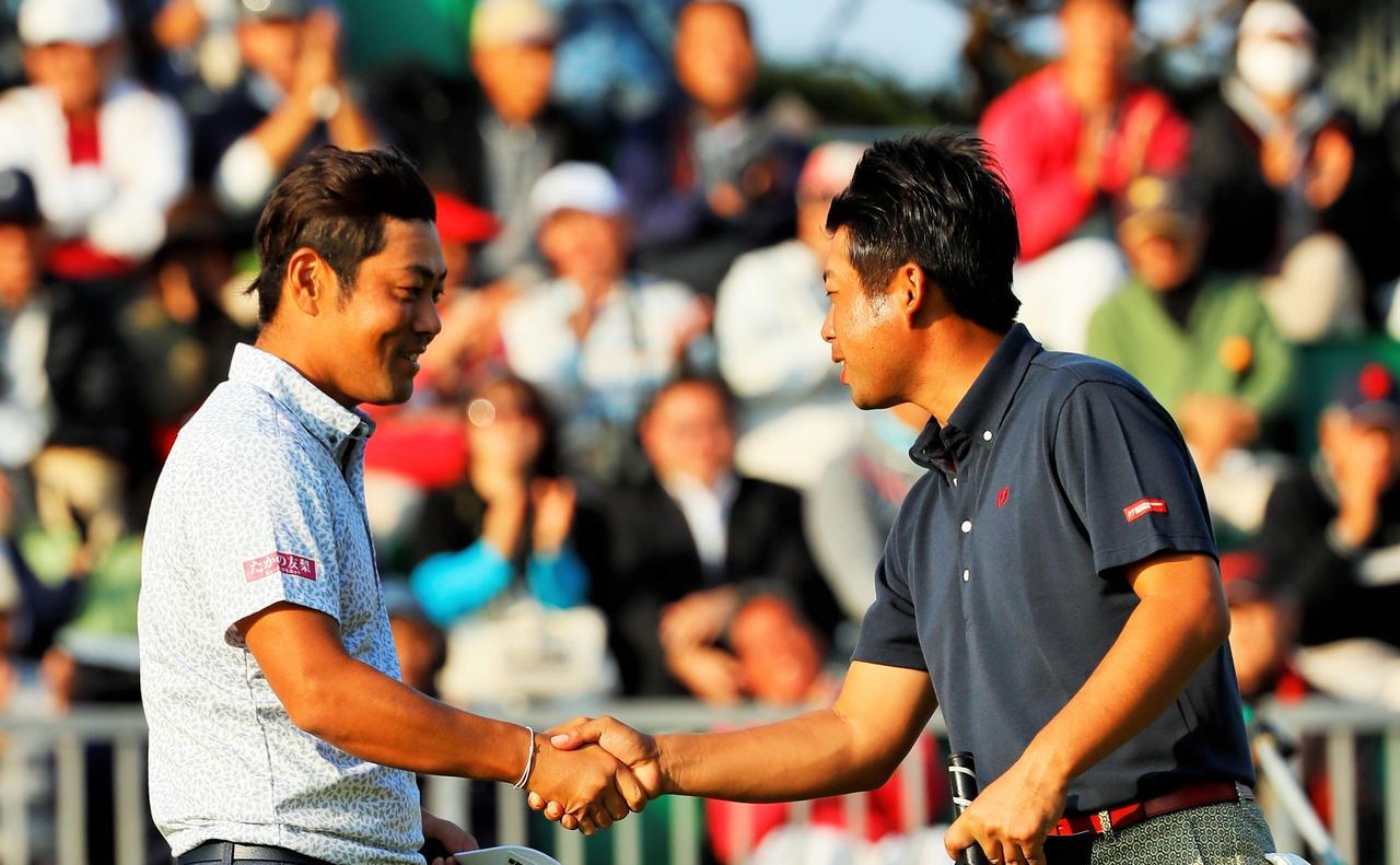 画像: 勝つのは池田か谷原か。2016年の男子ツアー、いよいよ最終戦! - みんなのゴルフダイジェスト