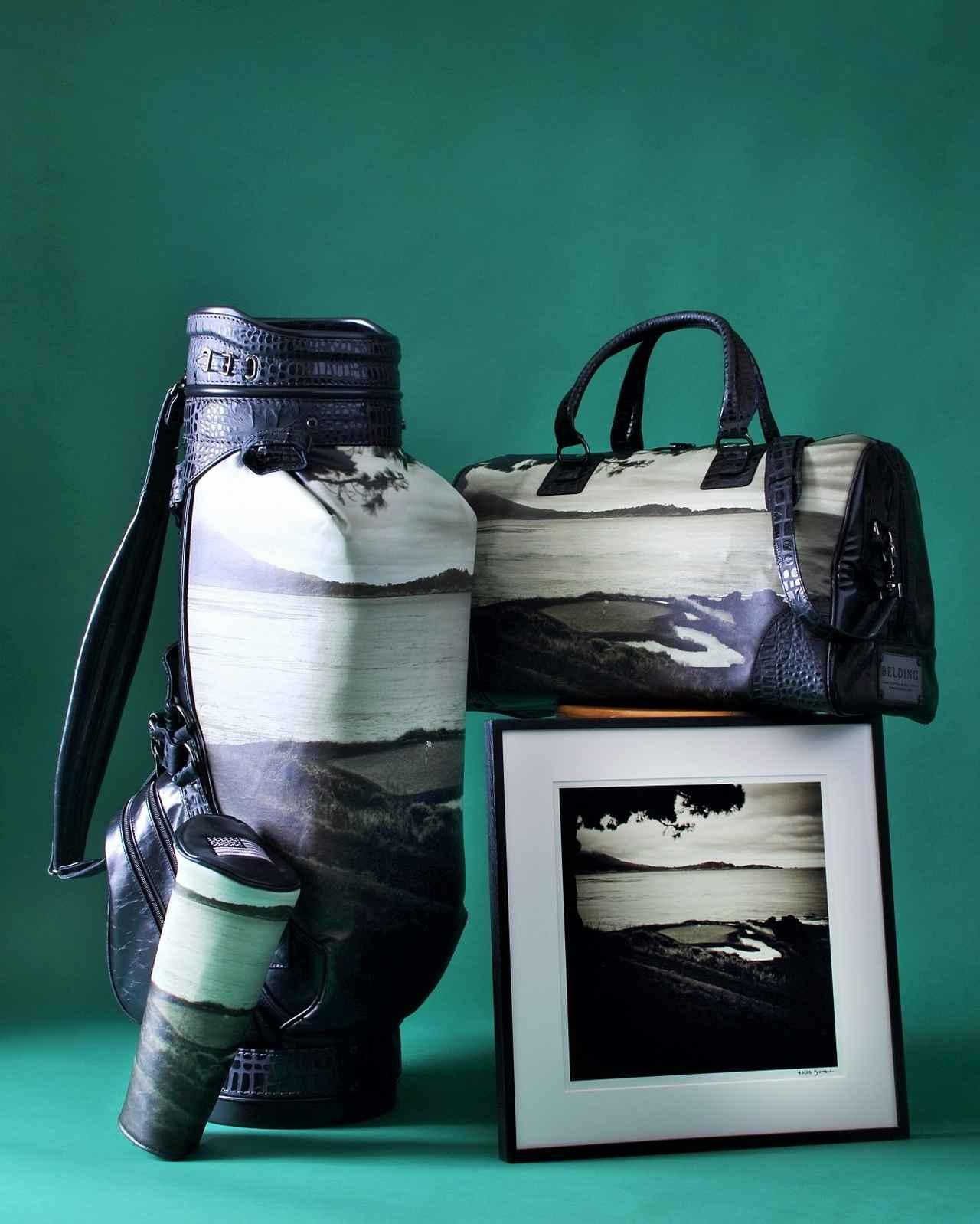 画像: 3つセットで購入すると、額縁付き写真(写真右下)をプレゼント
