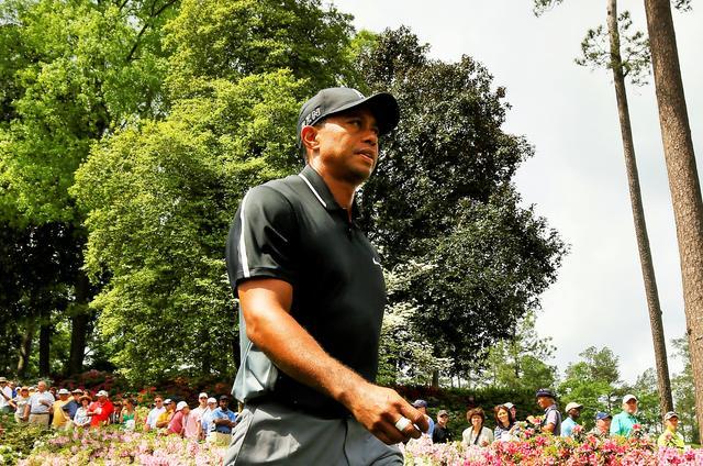 """画像: 「父よりメッシ」と語る我が子に戦う背中を見せるため。タイガー・ウッズのゴルフ人生""""第二章"""" - みんなのゴルフダイジェスト"""