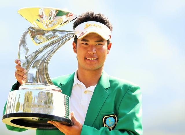 画像: 2013年、ツアールーキーの松山英樹はプロ2戦目の「つるやオープン」でいきなり勝利。この年は4勝を挙げた