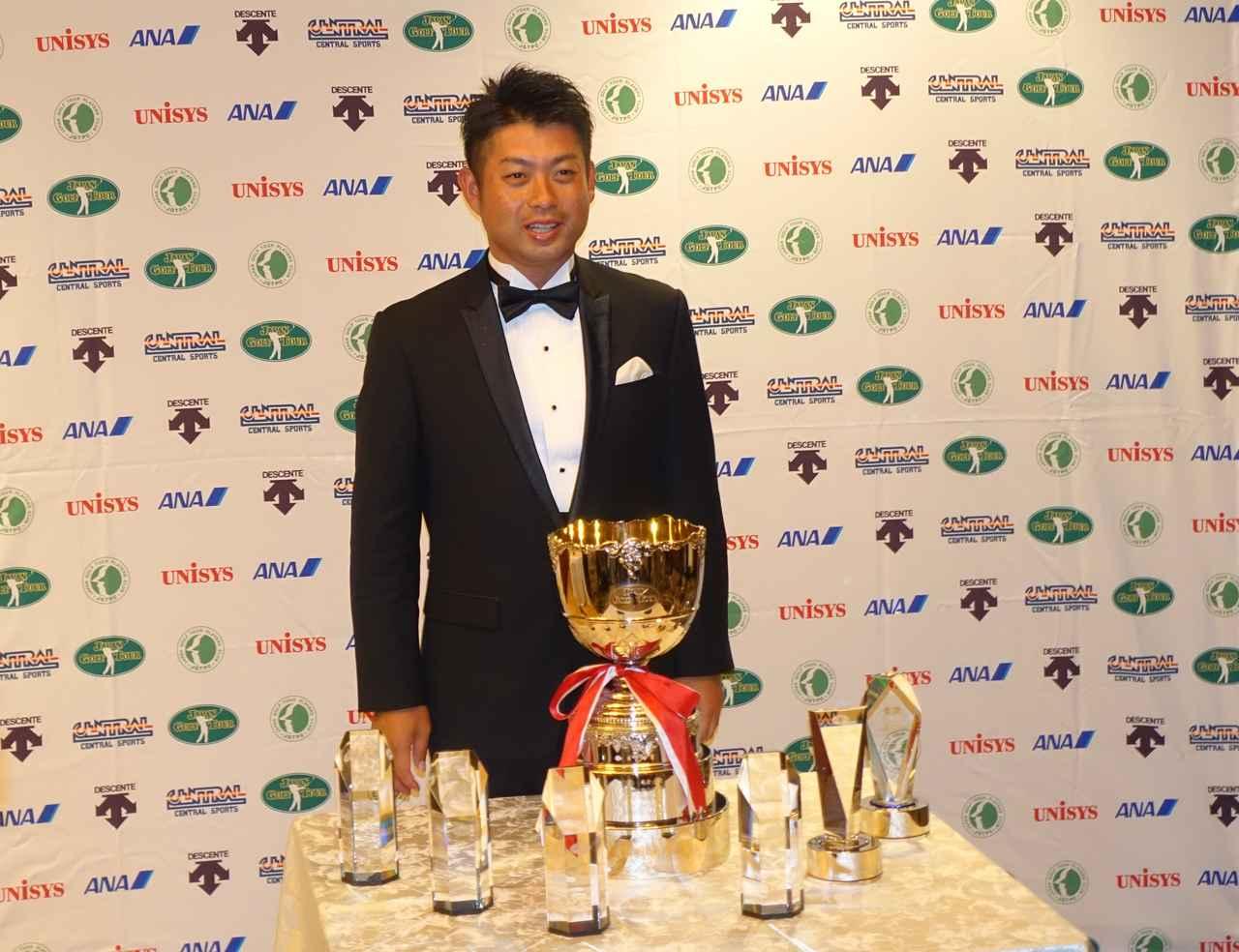 画像: 7冠を制して見事2016年の賞金王となった池田勇太