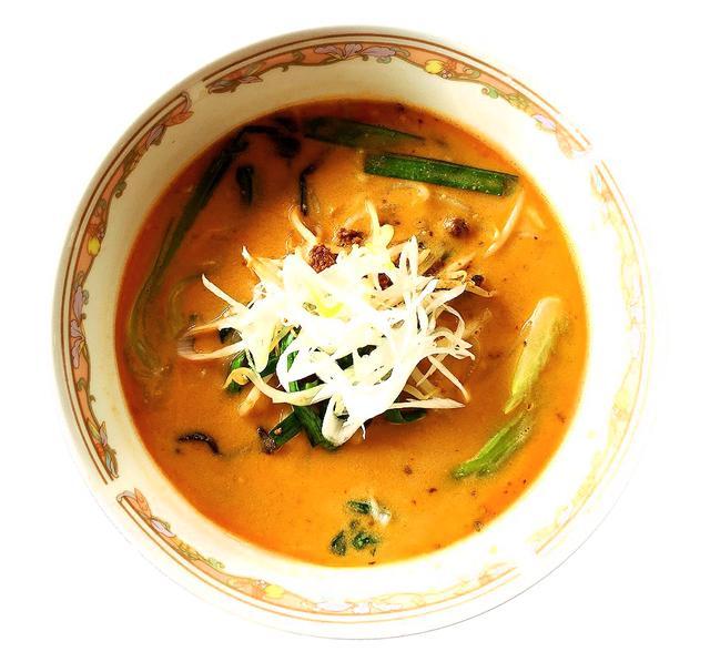画像: 坦々麺