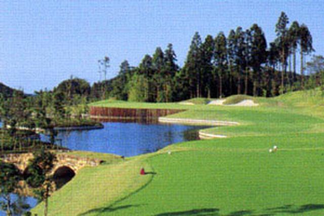 画像: ゴールデンクロスカントリークラブの詳細情報|千葉県のゴルフ場予約|GDO
