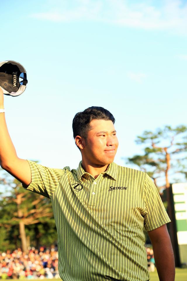 画像: 松山は日本オープンから5戦4勝。来年はトップ5に食い込む⁉︎