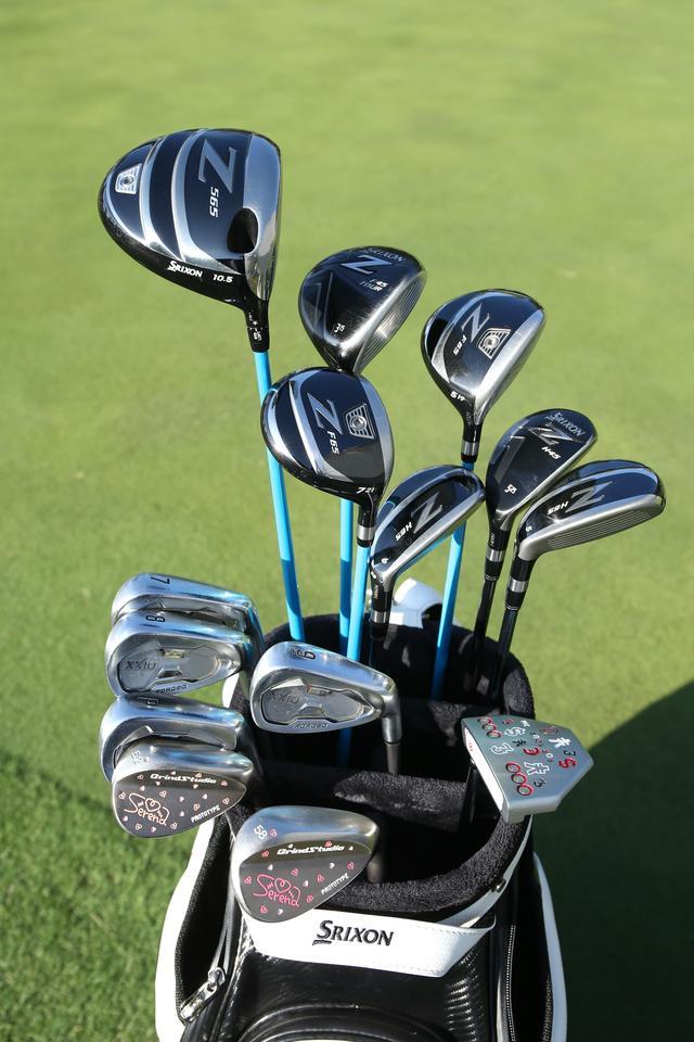 画像: エッ、なんで!?  青木瀬令奈が同じロフトのUTを2本入れる理由 - みんなのゴルフダイジェスト