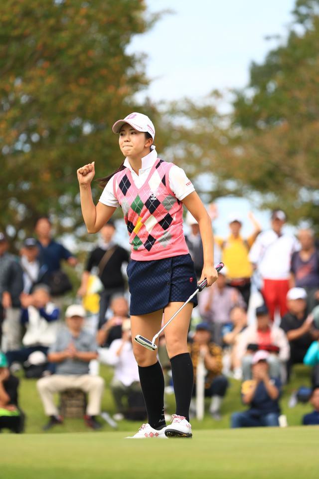 画像: 国内メジャー第3戦「日本女子オープン」では2位フィニッシュ